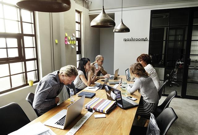 riunione lavoro